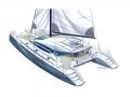 16.7m Sailing Catamaran