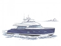 19.2m Raised Pilot House - Motor Yacht
