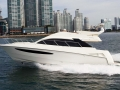 42ft Flybridge Cruiser Hyundai Yachts